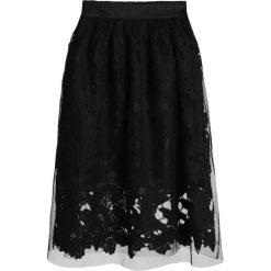 Spódniczki trapezowe: Navy London MILLIE Spódnica trapezowa black