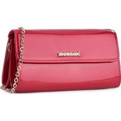 Torebka MONNARI - BAG9150-005 Red Lacquer. Czerwone torebki klasyczne damskie Monnari, ze skóry ekologicznej. W wyprzedaży za 99,00 zł.