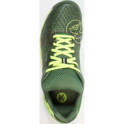 Kempa ATTACK PRO CONTENDER CAUTION  Obuwie do piłki ręcznej hope green/fluo yellow. Zielone buty do koszykówki męskie Kempa, z gumy. Za 629,00 zł.