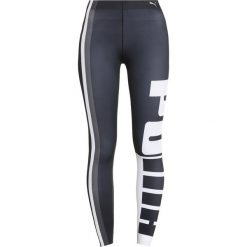 Puma VARSITY Legginsy white/black. Białe legginsy Puma, xl, z elastanu. Za 379,00 zł.