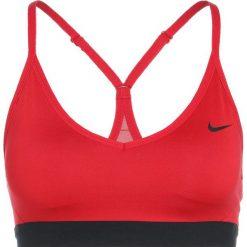 Biustonosze sportowe: Nike Performance INDY BRA Biustonosz sportowy gym red/black/black