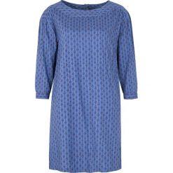 """Sukienki hiszpanki: Sukienka """"Beti"""" w kolorze niebieskim"""