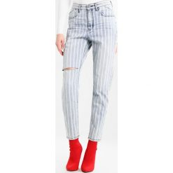 One Teaspoon ROCKY STRIPE LEGEND HIGH WAIST MOM JEAN Jeansy Slim Fit rocky. Niebieskie jeansy damskie One Teaspoon, z podwyższonym stanem. Za 589,00 zł.