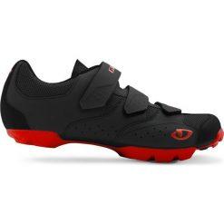 Buty sportowe męskie: GIRO Buty męskie Carbide R II czarno-czerwone r. 42 (GR-7095821)
