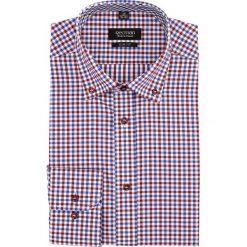 Koszula bexley 2576 długi rękaw slim fit bordo. Czerwone koszule męskie slim marki Recman, m, z długim rękawem. Za 139,00 zł.
