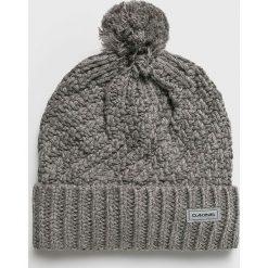 Dakine - Czapka. Szare czapki zimowe damskie Dakine, na zimę, z dzianiny. W wyprzedaży za 99,90 zł.