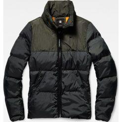 G-Star Raw - Kurtka. Czarne kurtki damskie pikowane marki G-Star RAW, l, z bawełny. W wyprzedaży za 769,90 zł.