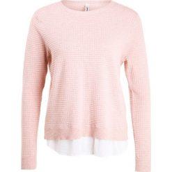 Swetry klasyczne damskie: Soyaconcept NIAKA Sweter rose