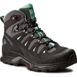 Buty trekkingowe damskie: Trekkingi SALOMON - Quest Prime Gtx W GORE-TEX 380889 22 V0 Detroid/Asphalt/Lucite Green