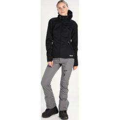 Bench SLIM FIT Kurtka snowboardowa black beauty. Czarne kurtki sportowe damskie Bench, xl, z materiału. W wyprzedaży za 407,20 zł.