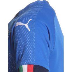 T-shirty chłopięce: Puma FIGC ITALIEN HOME REPLICA Koszulka reprezentacji team power blue/peacoat