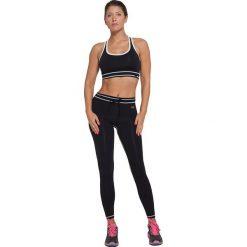 Biustonosze sportowe: Sportowy biustonosz w kolorze czarnym