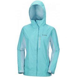Columbia Kurtka Pouring Adventure Ii Iceberg Jacket S. Niebieskie kurtki sportowe damskie Columbia, s. W wyprzedaży za 259,00 zł.