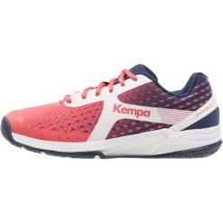 Kempa WING WOMEN Obuwie do piłki ręcznej berry/navy/white. Fioletowe buty do fitnessu damskie marki NEWFEEL, z poliesteru. Za 419,00 zł.