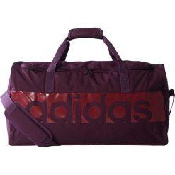 Torby podróżne: Adidas Torba sportowa Lin Per TB fioletowa (BR5079)