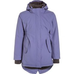 Mikkline GIRLS COAT SOLID Płaszcz zimowy blue ice purple. Fioletowe kurtki chłopięce zimowe marki mikk-line, z materiału. W wyprzedaży za 335,20 zł.