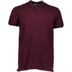 Koszulka polo w kolorze czerwonym. Czerwone koszulki polo marki Ben Sherman, m, z haftami, z bawełny. W wyprzedaży za 108,95 zł.