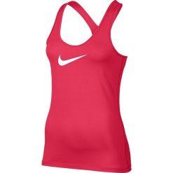 Nike Koszulka damska W NK Tank Vcty BL różowa r. M (902355 617). Czerwone topy sportowe damskie Nike, m. Za 89,60 zł.