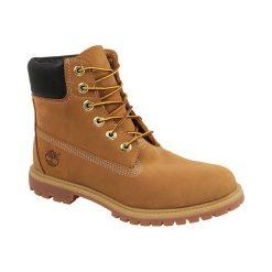 Timberland Premium 6 Inch 10361 38,5 Żółte. Żółte buty trekkingowe damskie marki Timberland. W wyprzedaży za 699,99 zł.