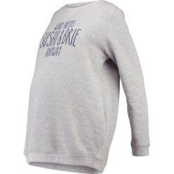 Bluzy rozpinane damskie: JoJo Maman Bébé SUSHI & BRIE Bluza grey marl