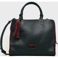 Nobo - Torebka. Czarne torebki klasyczne damskie Nobo, z materiału, średnie. Za 229,90 zł.