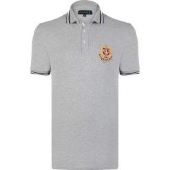 """Koszulki polo: Koszulka polo """"Honour"""" w kolorze szarym"""