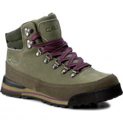 Trekkingi CMP - Heka Wmn Hikings Shoes Wp 3Q49556 Olive F835. Zielone buty trekkingowe damskie CMP. W wyprzedaży za 279,00 zł.