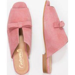 Chodaki damskie: L'INTERVALLE NIGHT Klapki dusty pink