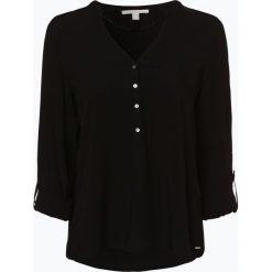 Esprit Casual - Tunika damska, czarny. Czarne tuniki damskie Esprit Casual, na co dzień, z tkaniny, casualowe. Za 129,95 zł.