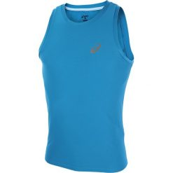 Koszulki sportowe męskie: koszulka do biegania męska ASICS SINGLET / 134082-8154