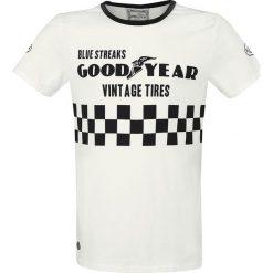 T-shirty męskie: GoodYear Wayne T-Shirt biały (Old White)