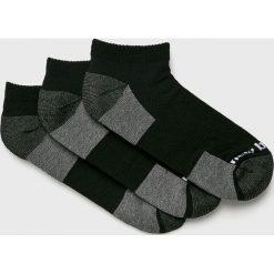 New Balance - Skarpety (3-pack). Czarne skarpetki męskie marki New Balance, z elastanu. Za 49,90 zł.