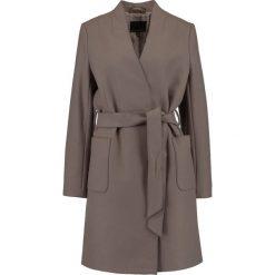 Płaszcze damskie: Banana Republic MELTON  Płaszcz wełniany /Płaszcz klasyczny taupe
