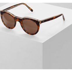 Polo Ralph Lauren Okulary przeciwsłoneczne havana. Brązowe okulary przeciwsłoneczne damskie aviatory Polo Ralph Lauren. Za 649,00 zł.