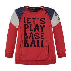 Bluzy niemowlęce: Bluza w kolorze czerwonym