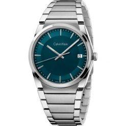ZEGAREK CALVIN KLEIN Step K6K3114L. Niebieskie zegarki męskie Calvin Klein, szklane. Za 1169,00 zł.
