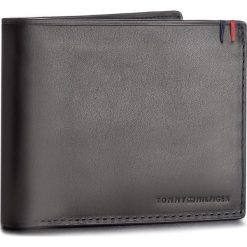 Portfele męskie: Duży Portfel Męski TOMMY HILFIGER - Burnished Cc Flap & Coin AM0AM03151 002
