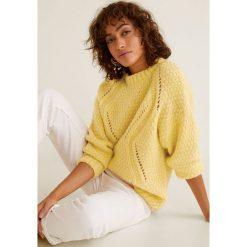 Swetry klasyczne damskie: Mango - Sweter Citric
