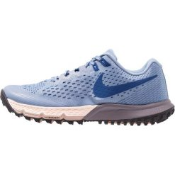 Nike Performance AIR ZOOM TERRA KIGER 4 Obuwie do biegania Szlak work blue/gym blue/mountain blue/particle beige/guava ice. Niebieskie buty do biegania damskie Nike Performance, z gumy. Za 549,00 zł.