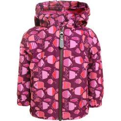 Color Kids TORKE MINI JACKET  Kurtka hardshell magenta purple. Czerwone kurtki dziewczęce sportowe marki Color Kids, z materiału. Za 209,00 zł.