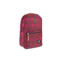 Plecaki New Balance  Plecak  Check NB8863. Czerwone plecaki damskie New Balance. Za 119,99 zł.