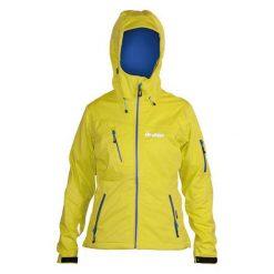 Odzież sportowa damska: Viking Kurtka damska Eva żółta r. S (7007515S)