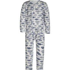 Hust & Claire NIGHTOVERALL BABY Piżama blue tint. Białe bielizna chłopięca marki Reserved, l. Za 149,00 zł.
