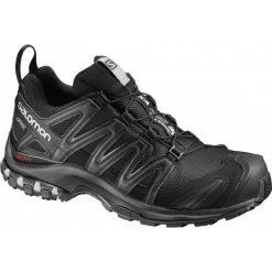 Salomon Buty Trekkingowe Xa Pro 3d Gtx W Black/Black/Grey 39.3. Szare buty trekkingowe damskie marki Salomon, z gore-texu, na sznurówki, outdoorowe, gore-tex. W wyprzedaży za 549,00 zł.