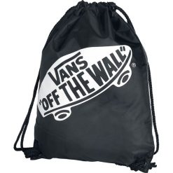 Torebki i plecaki damskie: Vans Benched Bag Torba treningowa czarny/biały