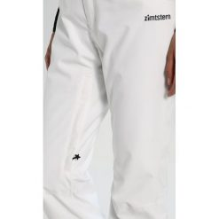 Zimtstern ZUNNY Spodnie narciarskie white. Białe bryczesy damskie Zimtstern, s, z materiału, narciarskie. W wyprzedaży za 678,30 zł.