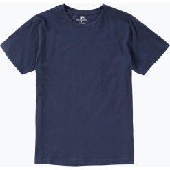 Nils Sundström - T-shirt męski, niebieski. Niebieskie t-shirty męskie Nils Sundström, l. Za 49,95 zł.