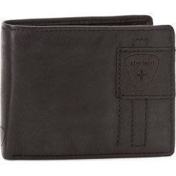 Duży Portfel Męski STRELLSON - Upminster 4010001928 Black 900. Czarne portfele męskie marki Strellson. W wyprzedaży za 159,00 zł.