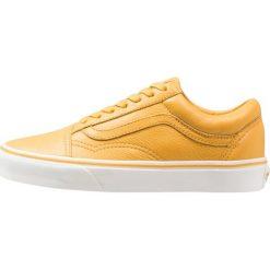 Vans UA OLD SKOOL Tenisówki i Trampki mineral yellow/blanc de blanc. Szare tenisówki damskie marki Vans, z materiału. W wyprzedaży za 169,50 zł.