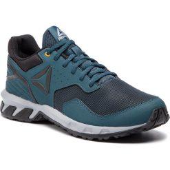 Buty Reebok - Ridgerider Trail 4.0 CN6264 Blue Hills/Shadow/Gold. Niebieskie buty do biegania męskie Reebok, z materiału. Za 229,00 zł.